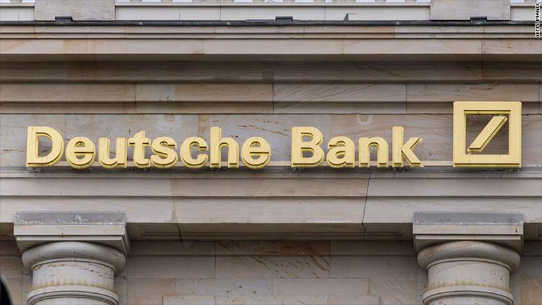 Deutsche Bank's retreat; ECB meeting; Facebook soars