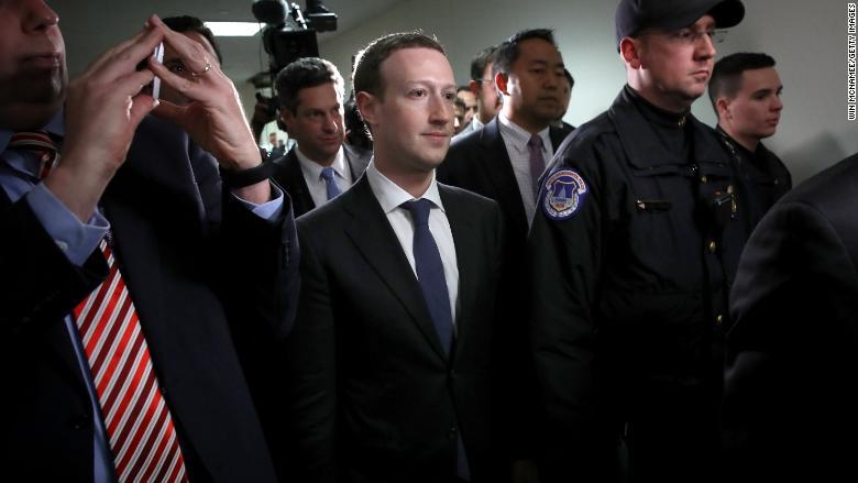 mark zuckerberg on hill