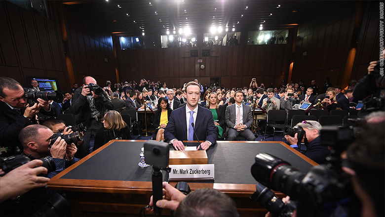 Image result for Senate fails its Zuckerberg test