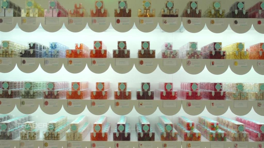 Sugarfina sources candy from around the world