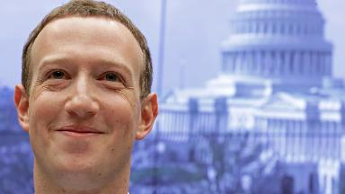 Mark Zuckerberg made $3 billion while he sat for Congress' questions
