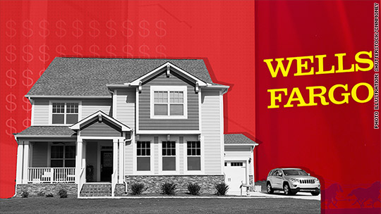 Wells Fargo will be fined $1 billion