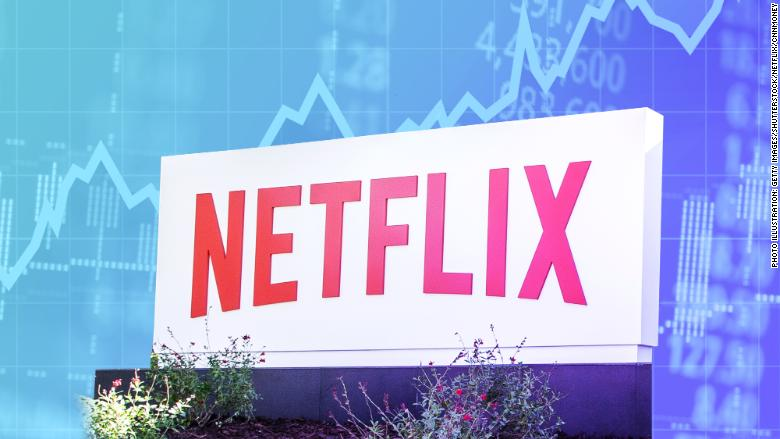 netflix earnings up