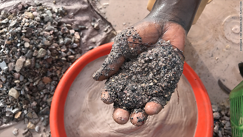 Daimler Will Investigate Cobalt Supply Right Down To The