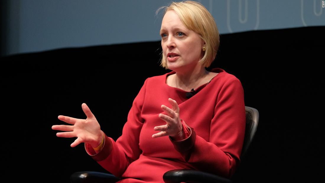 Accenture CEO: We seek total gender equality by 2025