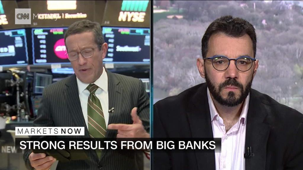 Big banks are raking in monster profits