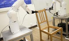 This robot can build an Ikea chair with a little help