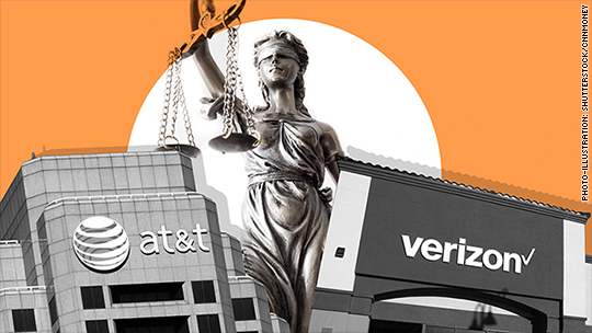 Justice Department opens investigation into wireless carriers