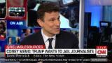 Remnick: Trump 'hides in plain sight'