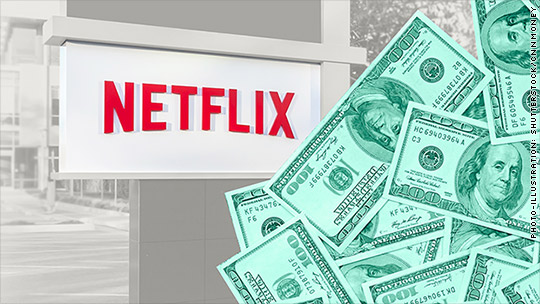 Netflix CEO Reed Hastings was paid $24 million last year