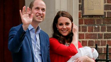 Royal baby: It's a boy!