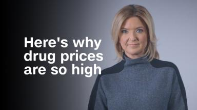 Here's why drug prices are so high