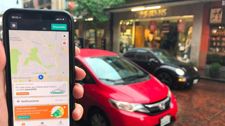 Uber faces a new threat in Mexico