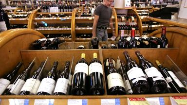 Cheap wine is getting more expensive