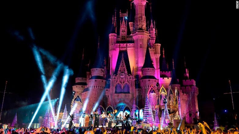 how busy is disney world the week before thanksgiving