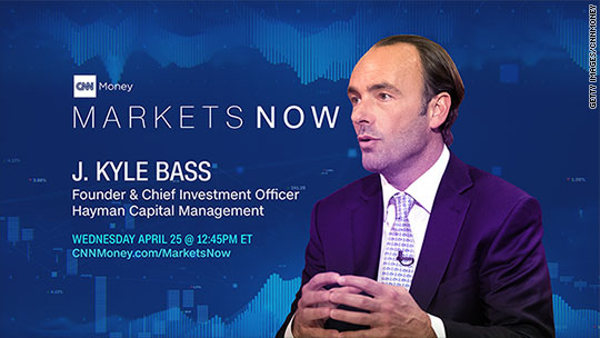 Hedge fund manager: Real economic growth may slow