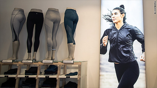 Lululemon has made a big comeback since its sheer pants nightmare