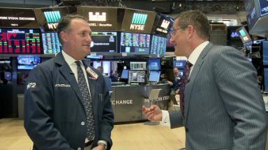 NYSE trader: Trade uncertainty still rattling markets