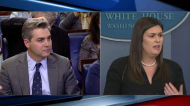 White House: We support free, but fair press