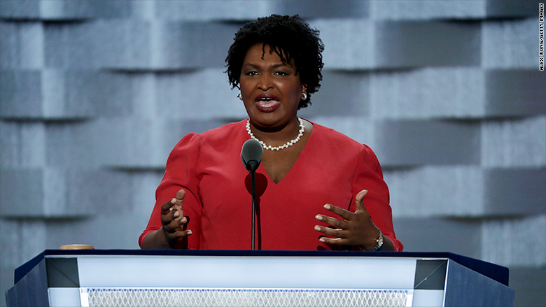 Georgia governor candidate Stacey Abrams is $200,000 in debt. She's not alone