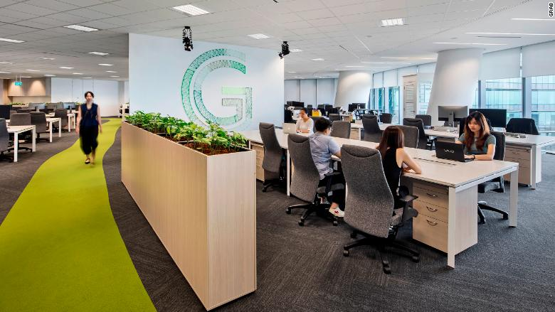 grab office
