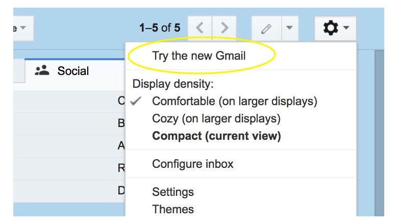 6 new Gmail features worth trying -- and how to get them now