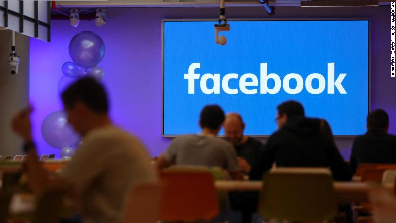 Facebook headquarters london