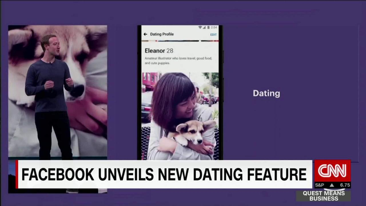 Facebook dating date