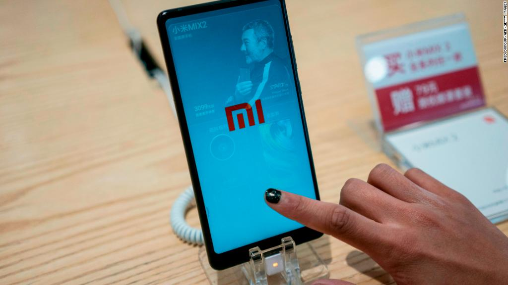 Xiaomi's sales surge while it files for potentially the largest-ever IPO