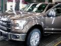 F-150s could be in short supply after plant fire