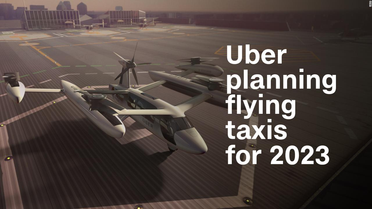 uber planning flying taxis for 2023 video technology. Black Bedroom Furniture Sets. Home Design Ideas