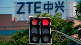 Lawmakers take first step in stopping a Trump deal with ZTE