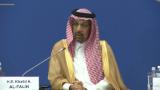 Saudi energy minister hints oil output could rise