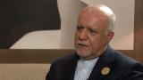 Iran's oil minister blames Trump for high oil price