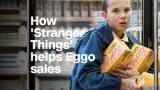 How 'Stranger Things' helps Eggo sales