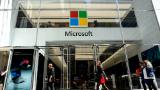 Microsoft's cloud bet pushes annual sales over $100 billion