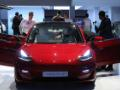 Tesla calms fears with strong sales numbers