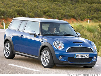 Mini Cooper and Clubman