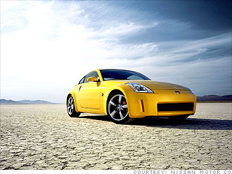 2005 Nissan 350Z 35th Anniverary Edition