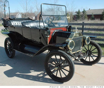 The beginning of it all & Ford Model T: Ultimate starter car - The beginning of it all (1 ... markmcfarlin.com