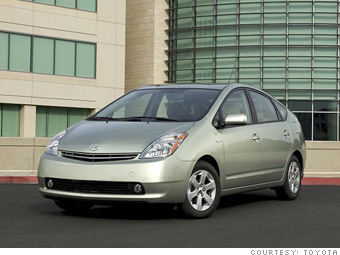 1st place: Toyota Prius