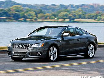 Performance: Audi S5