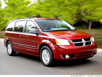 Van: Dodge Grand Caravan