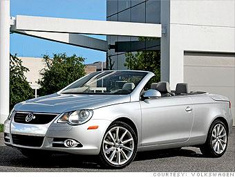 Convertible: Volkswagen Eos