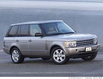 Large premium SUV