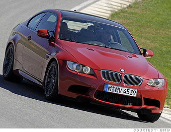 Small coupe: BMW M3