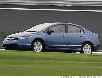 2008 honda civic hybrid mpg. Black Bedroom Furniture Sets. Home Design Ideas