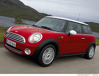 2006 Mini Cooper (manual)