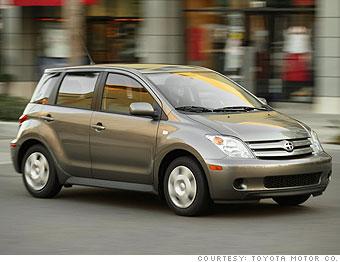 2004 - '05 Scion xA (auto/manual)