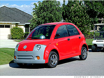 Electric Cars You Can Buy Now Dynasty It Sedan Cnnmoney Com